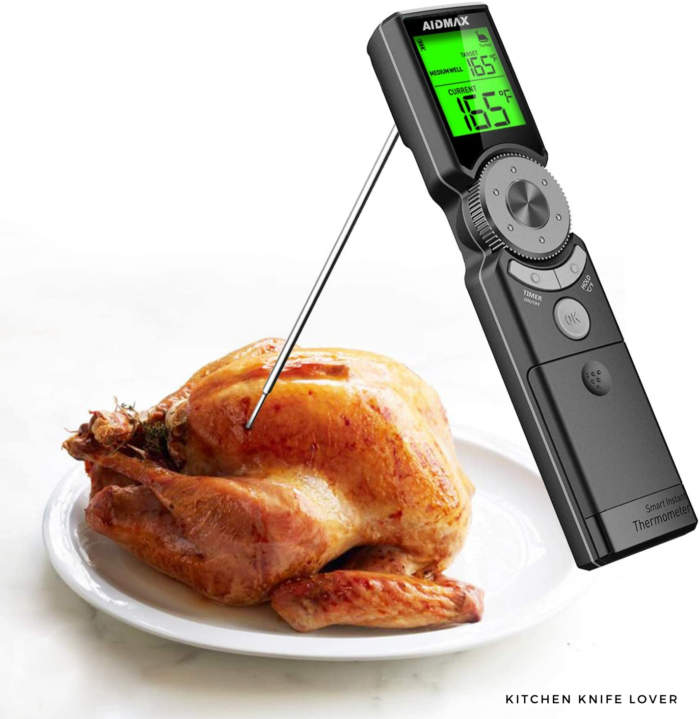 How to Use a Digital Meat Thermometer for Perfect Tender Result!
