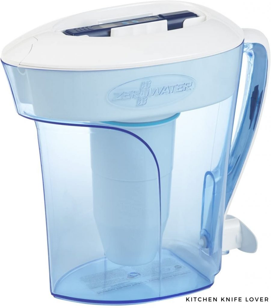 how long does a zero water filter last