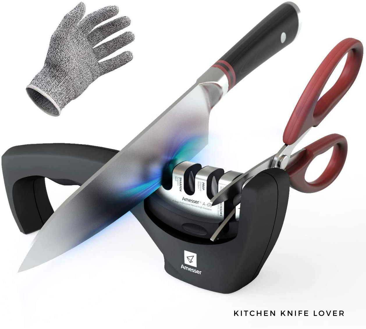 Do you Know How to sharpen a kitchen knife properly